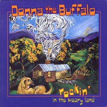 Donna The Buffalo (I Love My Tribe)