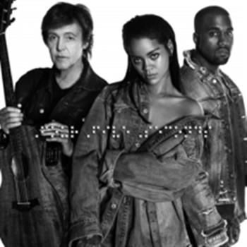 Rihanna, Kanye West (FourFiveSeconds)