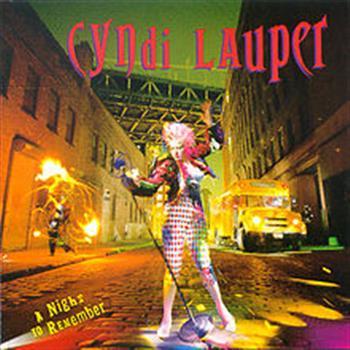Cyndi Lauper (I Drove All Night)