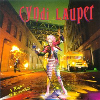 Cyndi Lauper (Heading West)