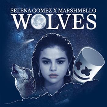 Selena Gomez x Marshmello (Wolves)