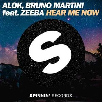 Alok & Bruno Martini (Hear Me Now (Feat. Zeeba))